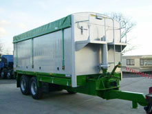 Muldoon Transport Systems - Agri Trailer