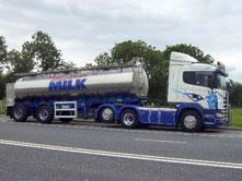 Muldoon Transport Systems Milk Tanker Trailer